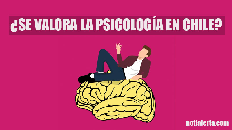valoración psicología en chile sueldos
