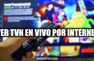 como ver tvn en vivo online por Internet