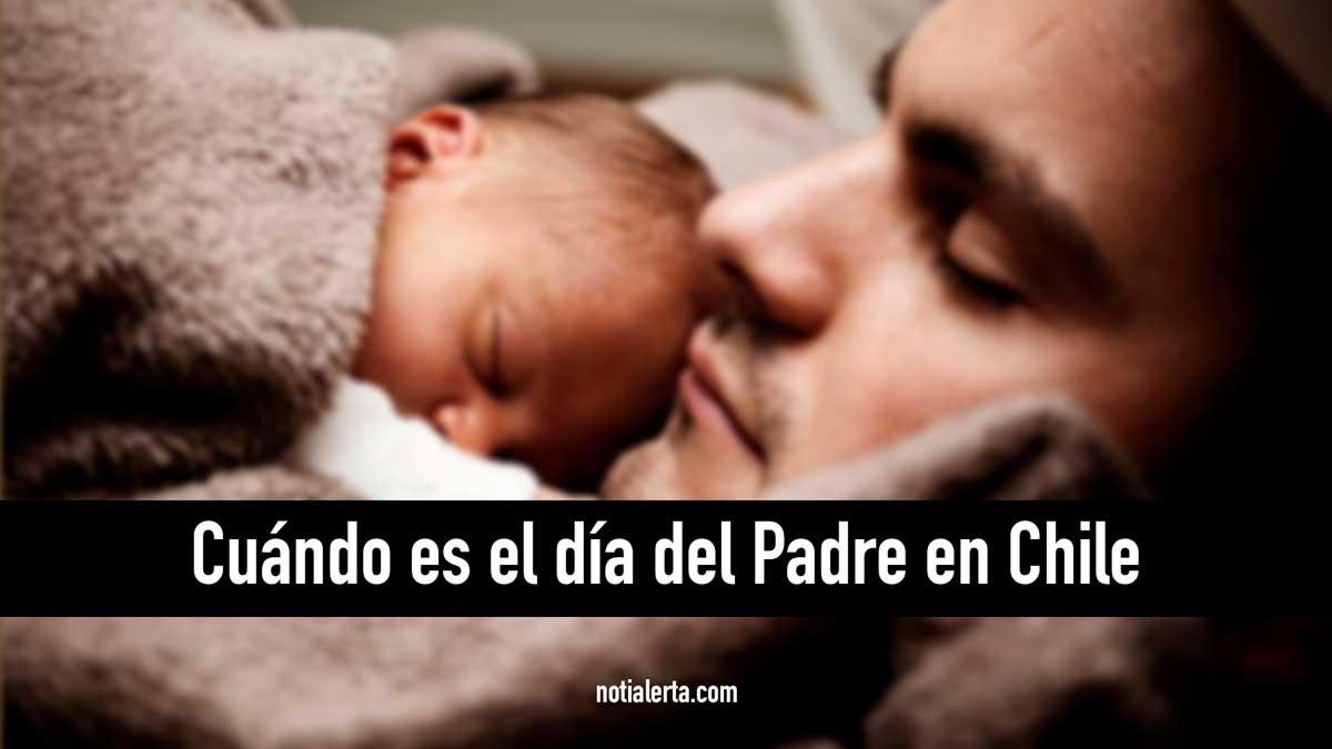 Cuándo es el día del padre en Chile